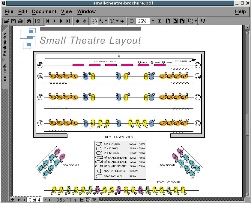 Stage Lighting Wiring Diagram